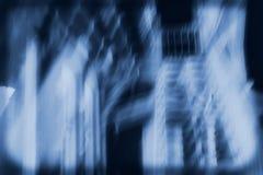 Les aubergistes renferment les escaliers Images libres de droits