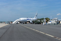 Les avions pour simuler l'apesanteur Airbus A310 ZERO-G d'effets photographie stock libre de droits