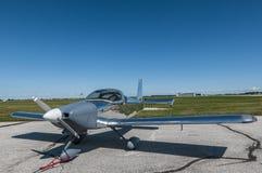 Les avions RV-9 de Van Images libres de droits