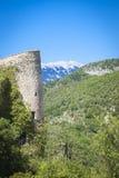 Les Bain Provence France de Montbrun Photo libre de droits
