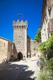 Les Bain Provence France de Montbrun Photos stock