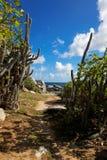 Les bains Virgin Gorda, île de Vierge britannique, des Caraïbes Photo libre de droits