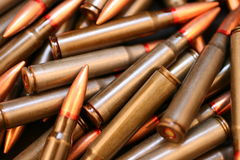 Les balles se ferment  Image libre de droits