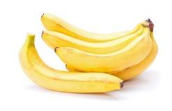 les bananes lient mûr Image libre de droits