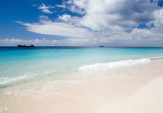 Les Barbade Images libres de droits