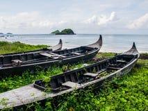 Les bateaux Images libres de droits