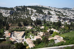 Les baux Stock Photography