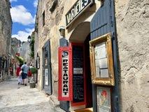 Les Baux Royalty-vrije Stock Fotografie