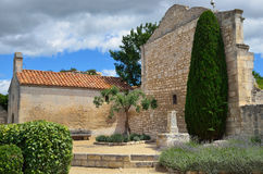 Les Baux Royalty Free Stock Photography
