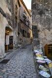 Les Baux-de-Провансаль (Франция) стоковая фотография