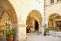 Les Baux de Provence image stock