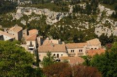 Les-Baux-de-Provence Royalty Free Stock Image