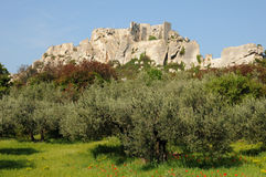 Les-Baux-de-Provence Royalty Free Stock Images
