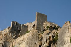 Les-Baux-de-Provence Royalty Free Stock Photos