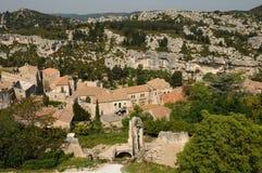 Les-Baux-de-Provence Stock Image