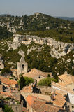 Les-Baux-de-Provence Imagenes de archivo