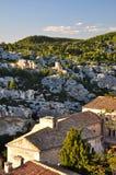 Les Baux-de-Provence Stock Images