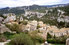 Les Baux de Provence Stock Images
