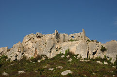 Les-Baux-de-Provence Stock Photo
