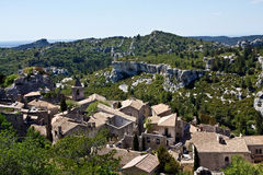 Les Baux de Provence Royalty Free Stock Photography