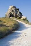 Les Baux De Provence Stockbild