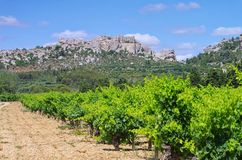 Les Baux-de-Provence Royalty Free Stock Images