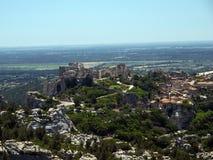 Les Baux-de-Provence royalty free stock image