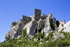 Les Baux de Provence Royalty Free Stock Images