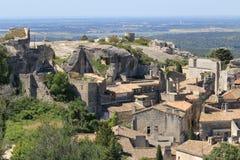 Les Baux-de-Provence, France fotos de stock royalty free