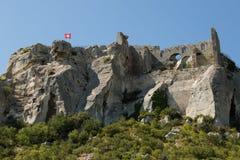 Les Baux de Provence, France Stock Image