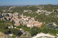 Les Baux-de-Provence (Provence, France) Stock Photo
