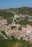 Les Baux-de-Provence (Provence, France) Royalty Free Stock Image