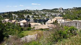 Les Baux de Provence Royalty Free Stock Photo