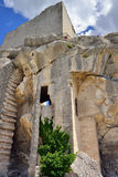 Les Baux Royalty Free Stock Photo