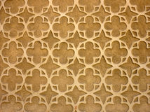 Les beaux murs stuccoed de Ségovie 1, Espagne Photos libres de droits