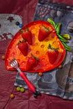 Les belles fraises photos libres de droits