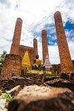 Les belles ruines Images libres de droits