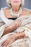 Les bijoux sont mon meilleur ami Photographie stock libre de droits