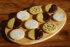 Les biscuits de la grand-maman Photos libres de droits