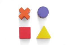 Les blocs de jouet photo libre de droits