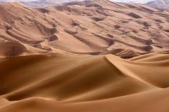 Les côtes de sable Photo libre de droits