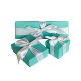 Les cadeaux de Valentine Photographie stock