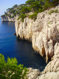 Les Calanques Royalty-vrije Stock Afbeelding