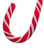 Les candys doux colorés, lucettes colle, des bonbons de Saint-Nicolas, candys de Noël d'isolement, fond blanc Photo stock