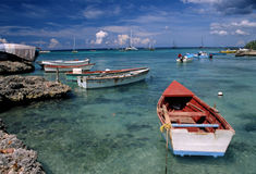 Les Caraïbe merveilleuses Photo stock