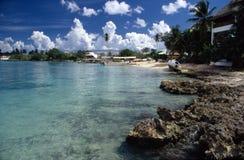 Les Caraïbe merveilleuses Photographie stock