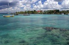 Les Caraïbe merveilleuses Photos stock