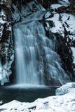Les cascades à écriture ligne par ligne de Riva Photos libres de droits