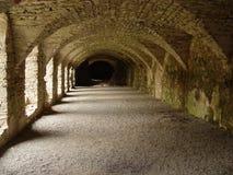 Les catacombes Images libres de droits