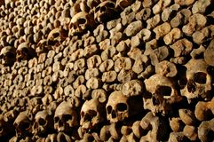 Les Catacombes Stock Photos